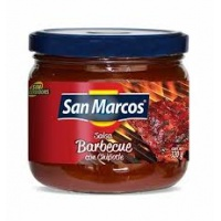 San Marcos - Barbecue met Chilpotle saus 320 gr