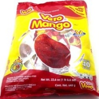 Vero mango chili 40 lollipops