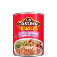 La Costeña- Refried beans with chipotle pepper 440 gr