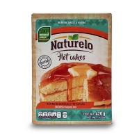 Naturelo hot cakes mix 420g Gluten free