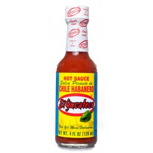 El Yucateco red habanero sauce 120ml