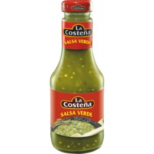 La Costeña - Salsa verde 475 ml