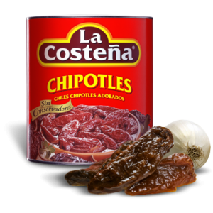 La Costeña - Chiles chipotles adobados 220 gr