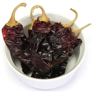 Chiles guajillos secos 100g