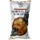 Nacho tortilla chips 400g, 100% mais