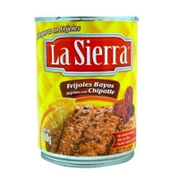 La Sierra - Refried beans with chipotle pepper 430 gr
