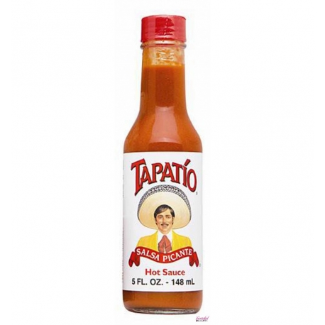 Tapatío hot sauce /pkante saus - 148 ml