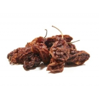 Dried Habanero Chili pods - 200 gr