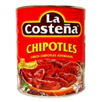 La Costeña - Chipotles adobados 2,8 kg