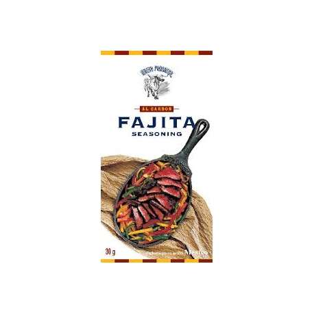 Fajita Seasoning 30 gr